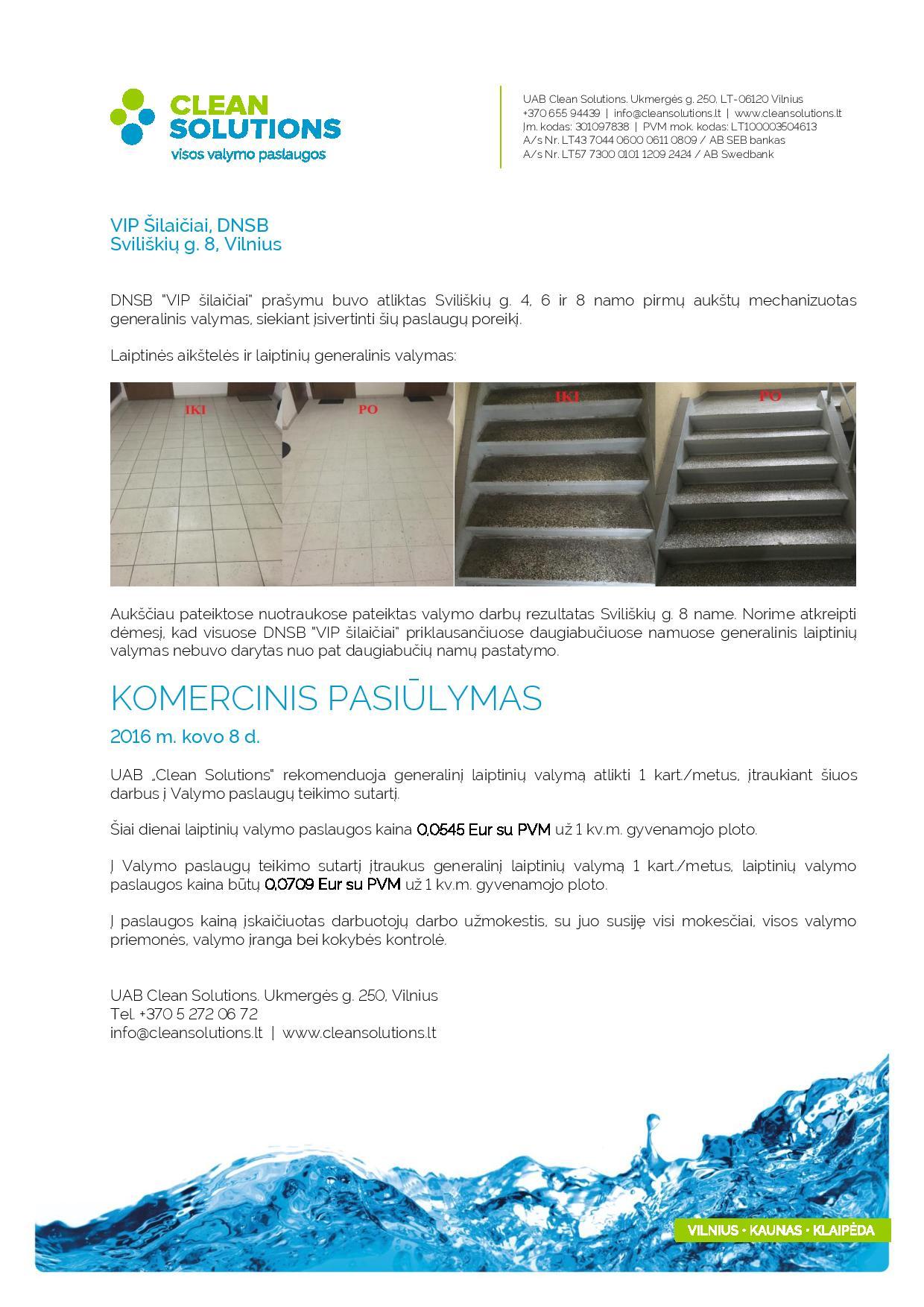 Komercinis pasiūlymas. VIP Šilaičiai, DNSB 2016-03-08-page-001